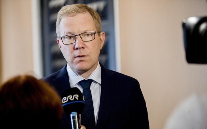 Марко Михкельсон: у Эстонии мог бы быть свой план в отношениях с Россией    Мнение   ERR