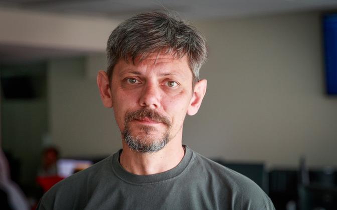 Антон Алексеев.