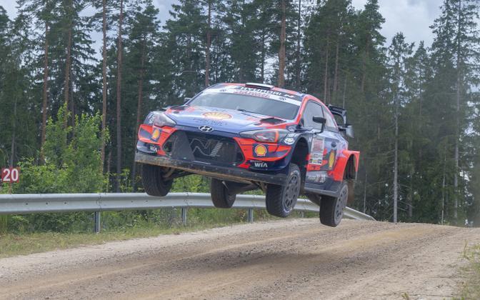 Viru Rally 2020.