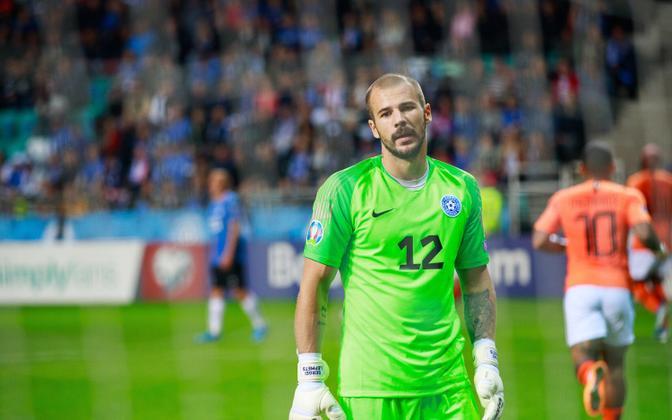 Сергей Лепметс готов вернуться в большой футбол.