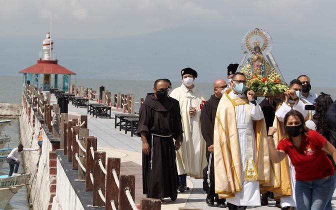 Usupüha tähistamine Mehhikos