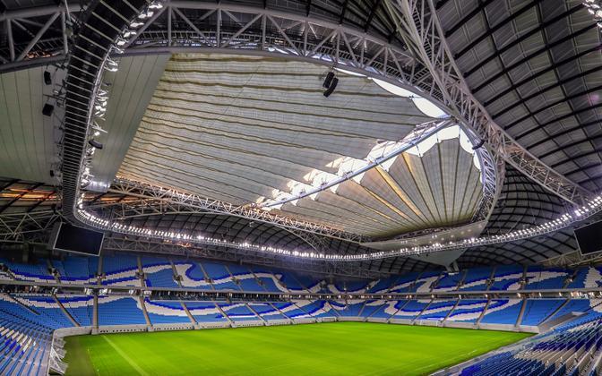 Al Janoubi staadion Kataris