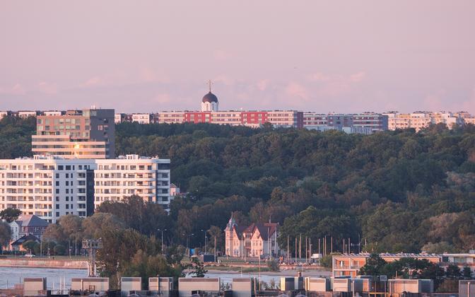 Houses in Tallinn