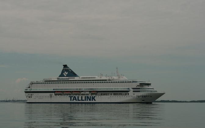 Tallinn Bay.