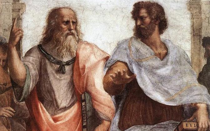 Platon ja Artistoteles
