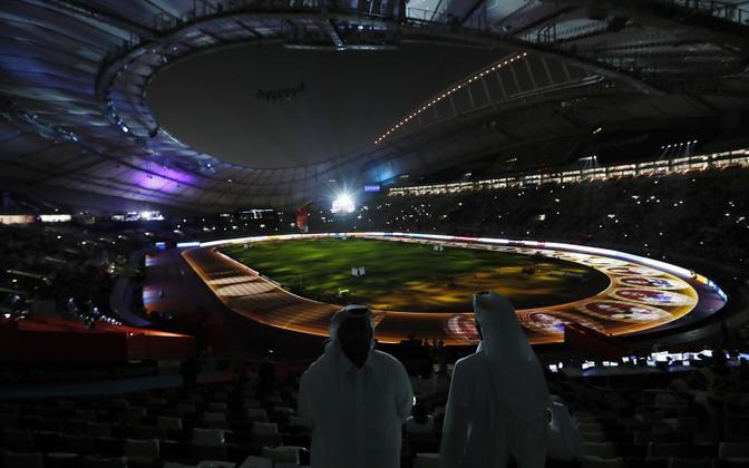 Kergejõustiku MM Dohas