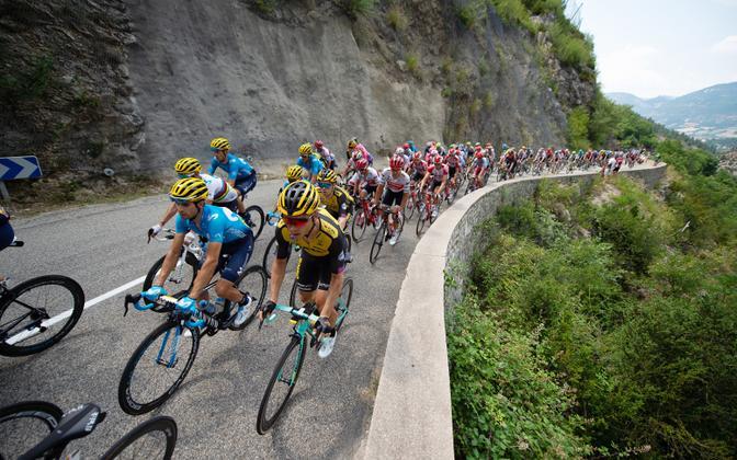 Tour de France 17. etapp 2019. aastal