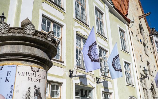 Tallinn City Theater.