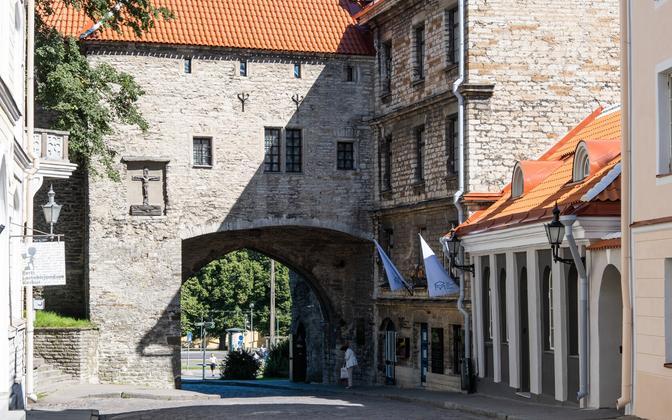 Эстонский морской музей.