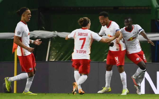 RB Leipzigi mängijad