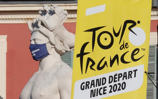 Tour de France'i stardipaik