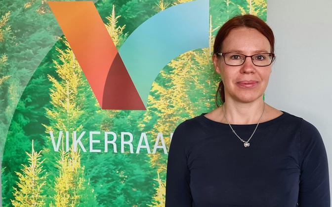 Астра Шульц рассказала в передаче Vikerhommik о том, что подросткам особенно важно иметь возможность общаться со своими сверстниками.