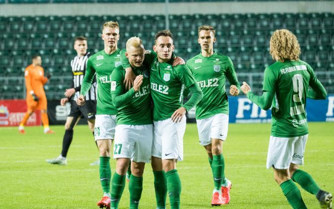 UEFA Europa League: FC Flora - KR Reykjavik
