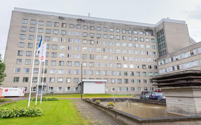Несколько недель назад в Вильяндиской больнице возник очаг коронавируса.