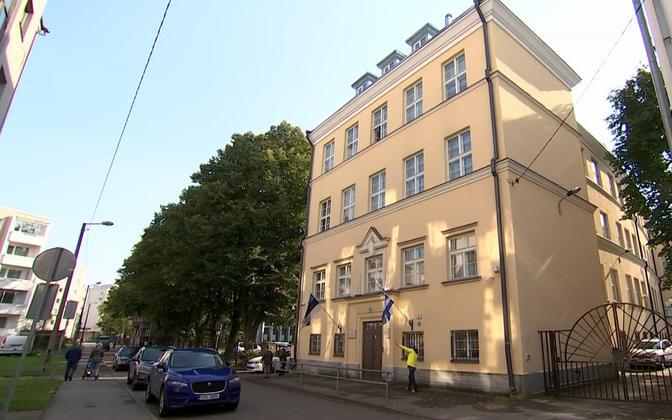 Tallinn Jewish School.