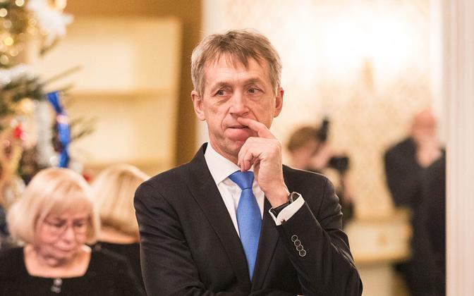 Директор Русского театра Маргус Алликмаа.