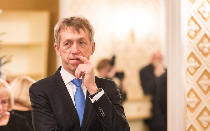 Vene Teatri direktor ja etendusasutuste liidu juhatuse esimees Margus Allikmaa.