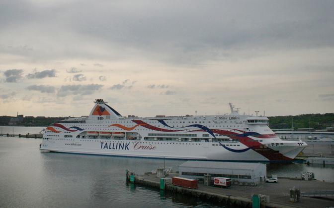 Число пассажиров на маршруте Хельсинки-Рига сокращается с середины августа.
