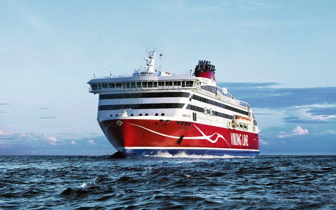 Viking Line  терпит убытки.
