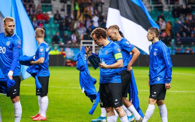 Сборной Эстонии по футболу знакомы как взлеты, так и падения.