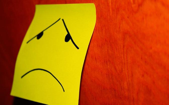 Ka järgmisel päeval peale negatiivse uudise lugemist kogesid need inimesed vähem positiivseid emotsioone.