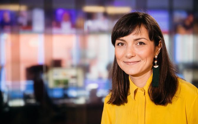 Züleyxa Izmailova Otse Uudistemajast