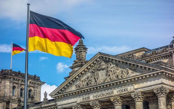 Локдаун в Германии будет введен до конца ноября.
