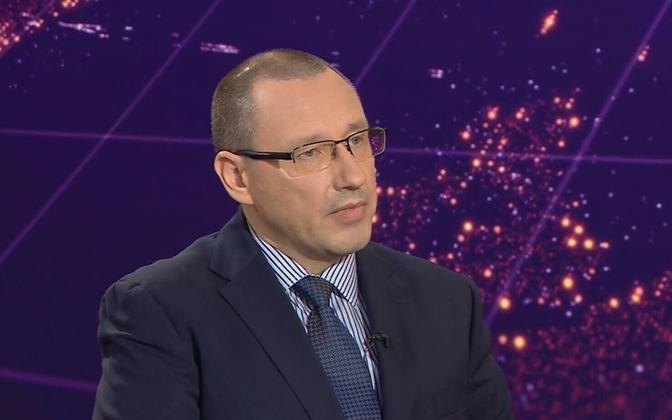 The Health Board's Dr. Arkadi Popov.
