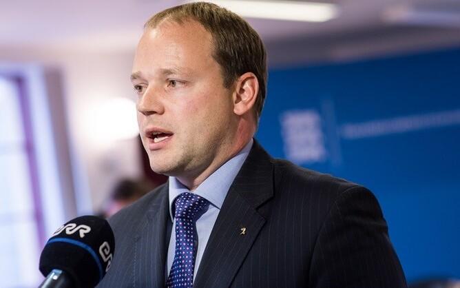Estonian Employers' Confederation (ETTK) chief Arto Aas.