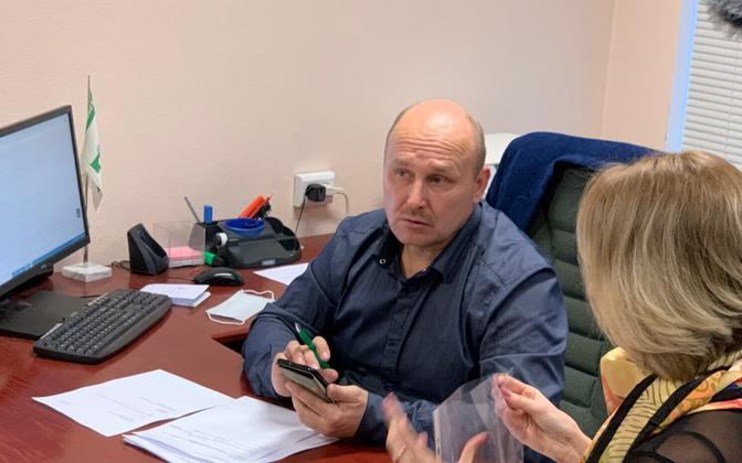 Марек Кулламяги считает, что руководители Центристской партии четко показали свое отношение к региональной организации.