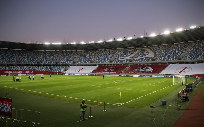 Boris Paichadze Dinamo Arena Tbilisis.