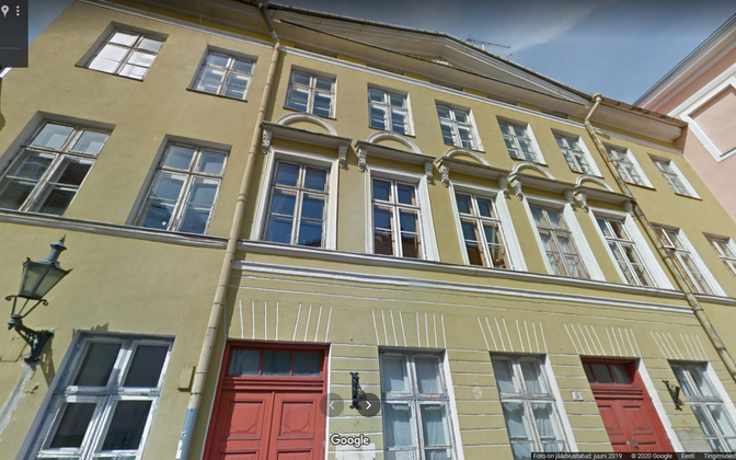 Toom-Kooli 9 hoone.
