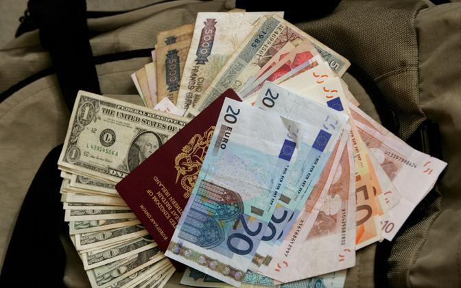 Raha ja pass
