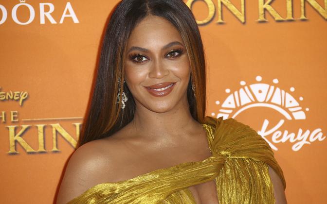 Beyoncé kogus üheksa nominatsiooni.