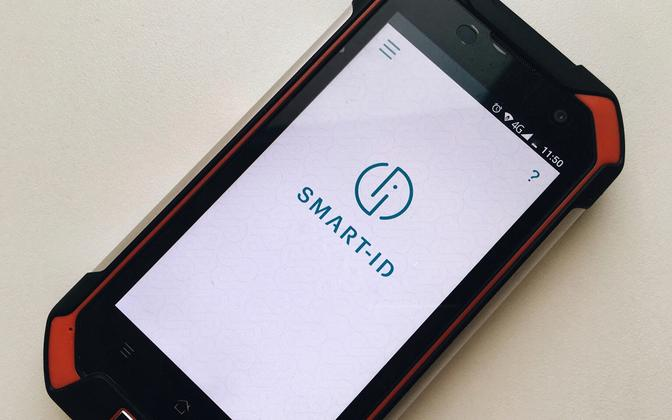 Smart-ID is used by nearly half a million people in Estonia.
