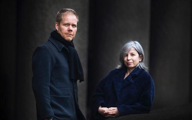 Max Richter ja Yulia Mahr