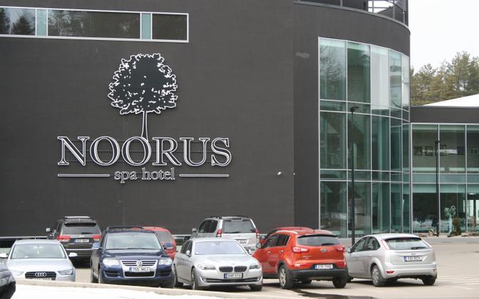 Спа-отель Noorus.