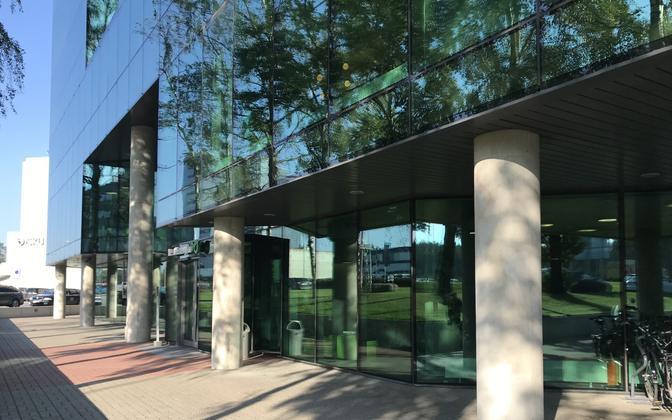Eesti Energia headquarters in Tallinn.