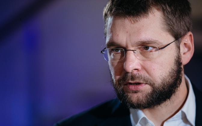 Jevgeni Ossinovski.
