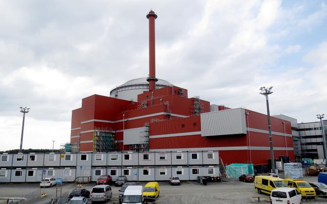 АЭС Olkiluoto.