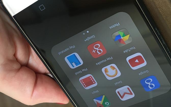 Huawei mobiiltelefon