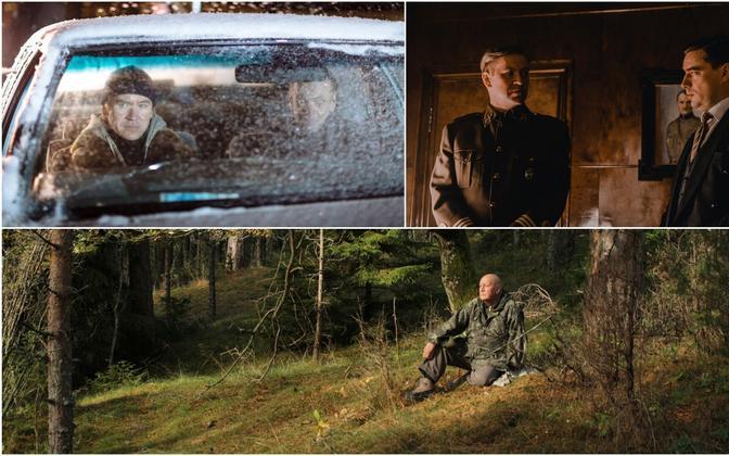 Номинанты на звание лучшего эстонского фильма года.
