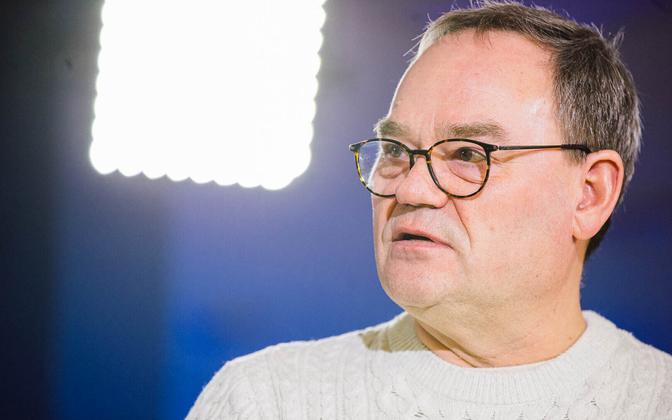 Telekanalite üks omanikest Jüri Pihel.