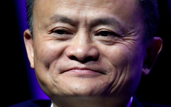 Hiina rikkaim mees Jack Ma