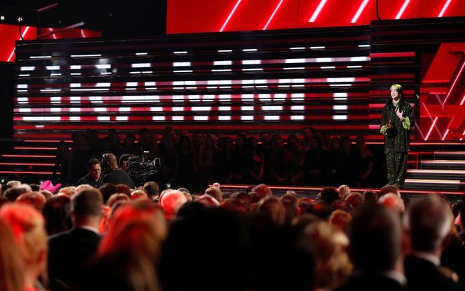 Grammy auhindade jagamine 2020. aastal