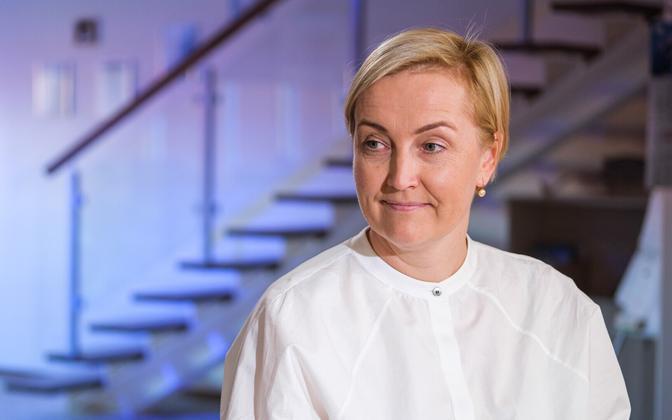 Kristina Kallas saatis parlamendierakondade juhtidele ettepaneku toetada Kersti Kaljulaidi tagasivalimist presidendiks .