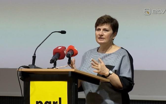 Илзе Винькеле пришлось покинуть пост министра здравоохранения Латвии.