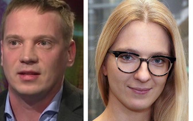 Martin Mölder ja Mari-Liis Jakobson