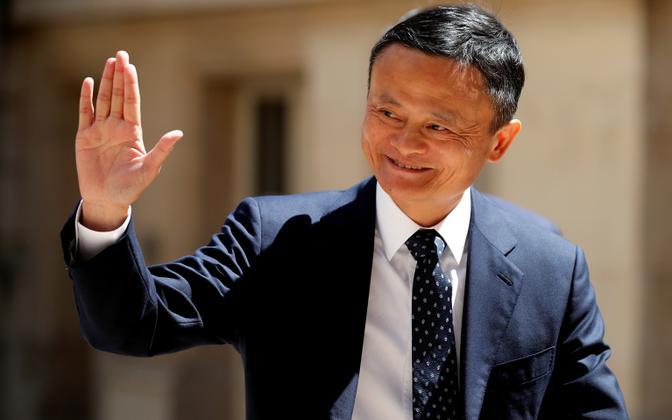 Hiina rikkaim ärimees Jack Ma