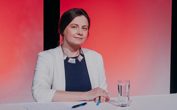 Мария Сморжевских-Смирнова.